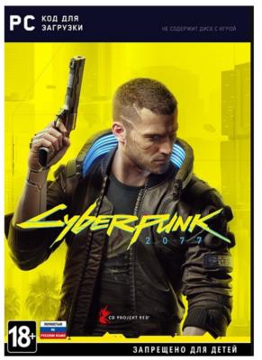 Игра PC Cyberpunk 1