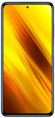 Смартфон Poco X3 6/128Gb Cobalt Blue (M2007J20CG) 1