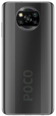 Смартфон Poco X3 6/128Gb Shadow Gray (M2007J20CG) 2