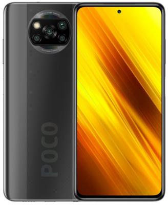 Смартфон Poco X3 6/128Gb Shadow Gray (M2007J20CG) 3