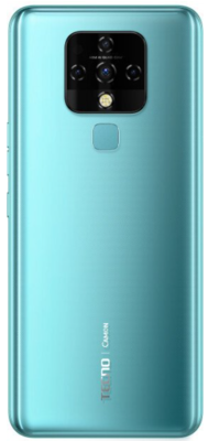 Смартфон TECNO Camon 16 SE (CE7j) 6/128Gb DS Purist Blue 2