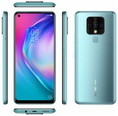 Смартфон TECNO Camon 16 SE (CE7j) 6/128Gb DS Purist Blue 4