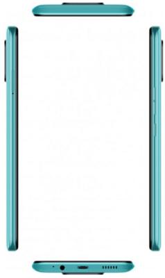 Смартфон TECNO Camon 16 SE (CE7j) 6/128Gb DS Purist Blue 5