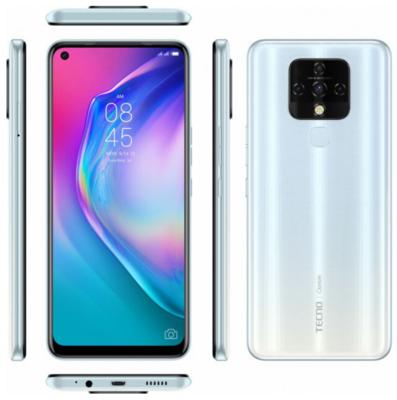 Смартфон TECNO Camon 16 SE (CE7j) 6/128Gb DS Cloud White 4