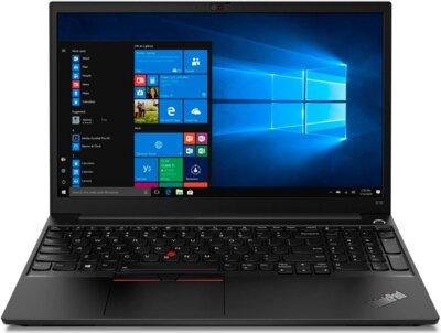Ноутбук Lenovo ThinkPad E15 Gen2 (20T80022RT) Black 1