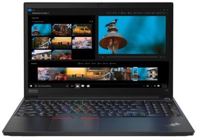 Ноутбук Lenovo ThinkPad E15 (20RD003KRT) Black 1