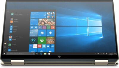 Ноутбук HP Spectre x360 Convertible 15-eb0000ur (2H5Y3EA) Poseidon Blue 2