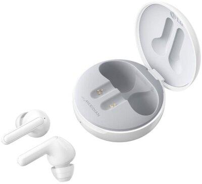 Наушники LG Tone Free FN6 True Wireless (HBS-FN6.ABRUWH) White 3