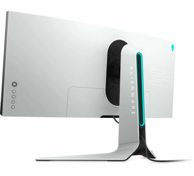 "Монитор 34"" Dell Alienware Gaming AW3420DW (210-ATTP) Black-White 4"