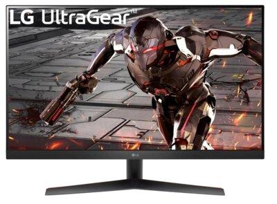 """Монітор 31.5"""" LG UltraGear 32GN550-B (32GN550-B) Black 1"""