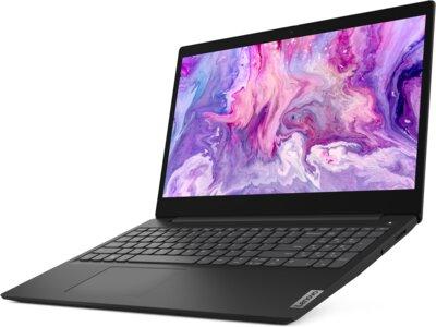 Ноутбук Lenovo IdeaPad 3 15IGL05 (81WQ000PRA) Black 2
