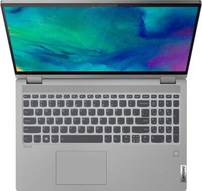 Ноутбук Lenovo IdeaPad Flex 5i 15IIL05 (81X3008VRA) Platinum Grey 4