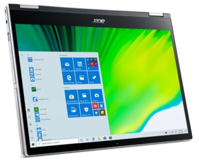Ноутбук Acer Spin 3 Active SP313-51N-35RR (NX.A6CEU.007) Pure Silver 5