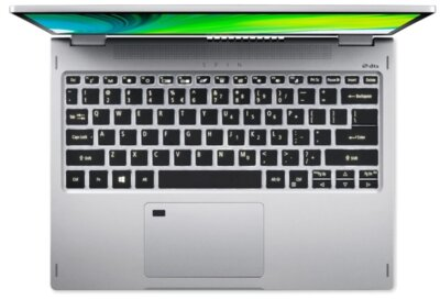 Ноутбук Acer Spin 3 Active SP313-51N-58LV (NX.A6CEU.00C) Pure Silver 2