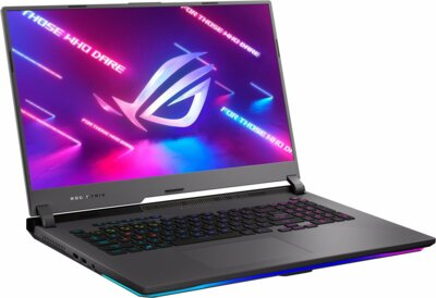 Ноутбук ASUS ROG Strix G17 G713QM-HX015 (90NR05C2-M00890) Eclipse Gray 2