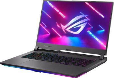 Ноутбук ASUS ROG Strix G17 G713QM-HX015 (90NR05C2-M00890) Eclipse Gray 3