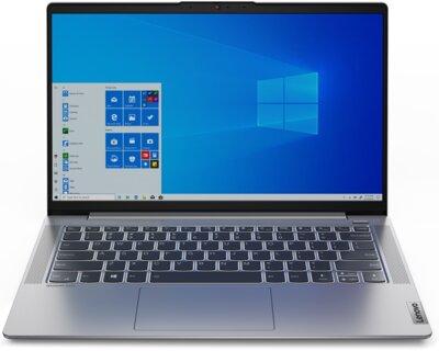 Ноутбук Lenovo IdeaPad 5i 14IIL05 (81YH00QNRA) Platinum Grey 1