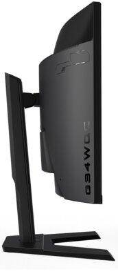 "Монітор 34"" Gigabyte Gaming G34WQC (G34WQC-EK) Black 5"