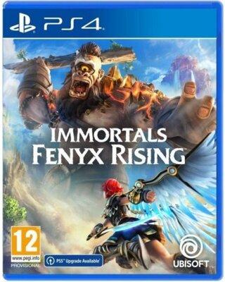 Гра Immortals Fenyx Rising (PS4, Безкоштовне оновлення для PS5, Російська версія) 1