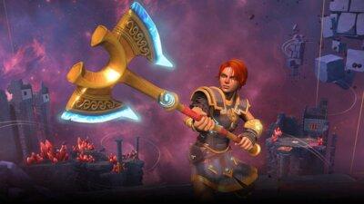 Гра Immortals Fenyx Rising (PS4, Безкоштовне оновлення для PS5, Російська версія) 3