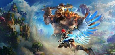 Гра Immortals Fenyx Rising (PS4, Безкоштовне оновлення для PS5, Російська версія) 4