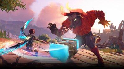 Гра Immortals Fenyx Rising (PS4, Безкоштовне оновлення для PS5, Російська версія) 5