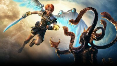 Гра Immortals Fenyx Rising (PS4, Безкоштовне оновлення для PS5, Російська версія) 7