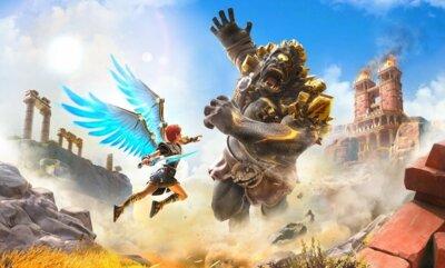 Гра Immortals Fenyx Rising (PS4, Безкоштовне оновлення для PS5, Російська версія) 8