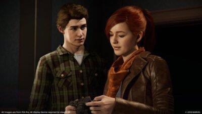 Гра Marvel Людина-павук. Видання «Гра року» (PS4, Російська версія) 4