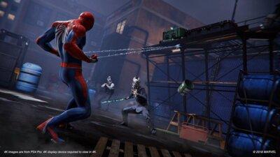 Гра Marvel Людина-павук. Видання «Гра року» (PS4, Російська версія) 8