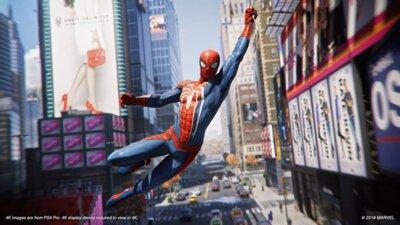 Гра Marvel Людина-павук. Видання «Гра року» (PS4, Російська версія) 9