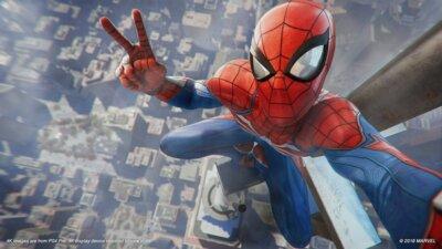Гра Marvel Людина-павук. Видання «Гра року» (PS4, Російська версія) 10