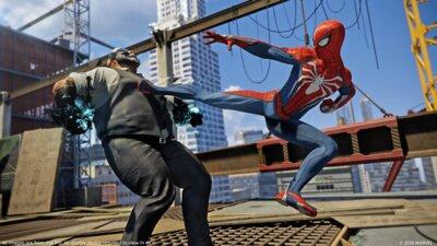 Гра Marvel Людина-павук. Видання «Гра року» (PS4, Російська версія) 11