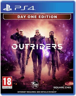 Игра Outriders Day One Edition (PS4, Русский язык) 1