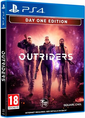 Игра Outriders Day One Edition (PS4, Русский язык) 2