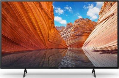 Телевизор Sony 55X81 (KD55X81JR) Black 1