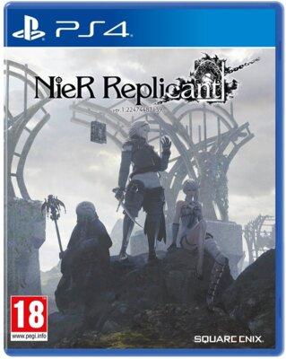 Игра NieR Replicant (PS4, Английская версия) 1