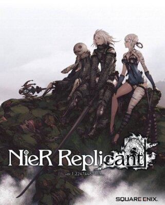 Игра NieR Replicant (PS4, Английская версия) 14
