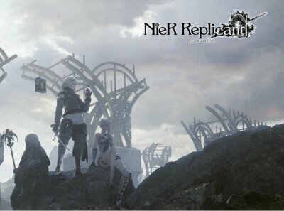 Игра NieR Replicant (PS4, Английская версия) 15