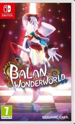 Гра Balan Wonderworld (Nintendo Switch, Російська версія) 1