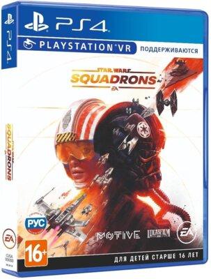 Игра Star Wars: Squadrones (PS4, Русские субтитры) 2