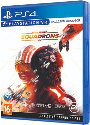 Игра Star Wars: Squadrones (PS4, Русские субтитры) 3