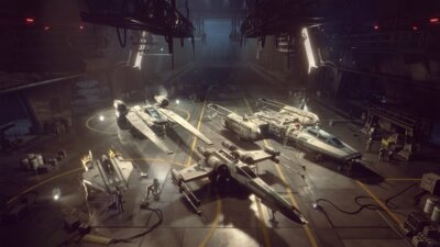 Игра Star Wars: Squadrones (PS4, Русские субтитры) 7