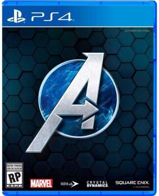 Гра Месники Marvel (PS4, Російська версія) 1