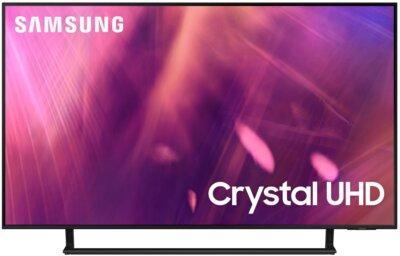 Телевізор Samsung 65AU9000 (UE65AU9000UXUA) Black 1