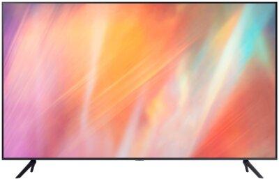 Телевізор Samsung 50AU7100 (UE50AU7100UXUA) Black 4