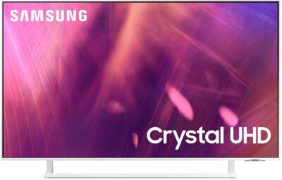 Телевізор Samsung 43AU9010 (UE43AU9010UXUA) White 2