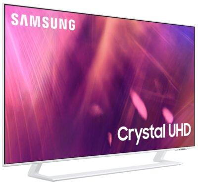Телевізор Samsung 43AU9010 (UE43AU9010UXUA) White 3