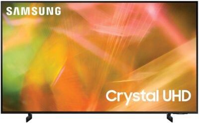 Телевизор Samsung 43AU8000 (UE43AU8000UXUA) Black 2