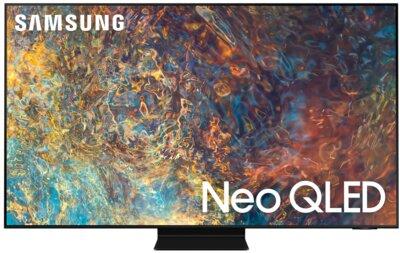 Телевизор Samsung Neo QLED QE55QN90A (QE55QN90AAUXUA) Black 1